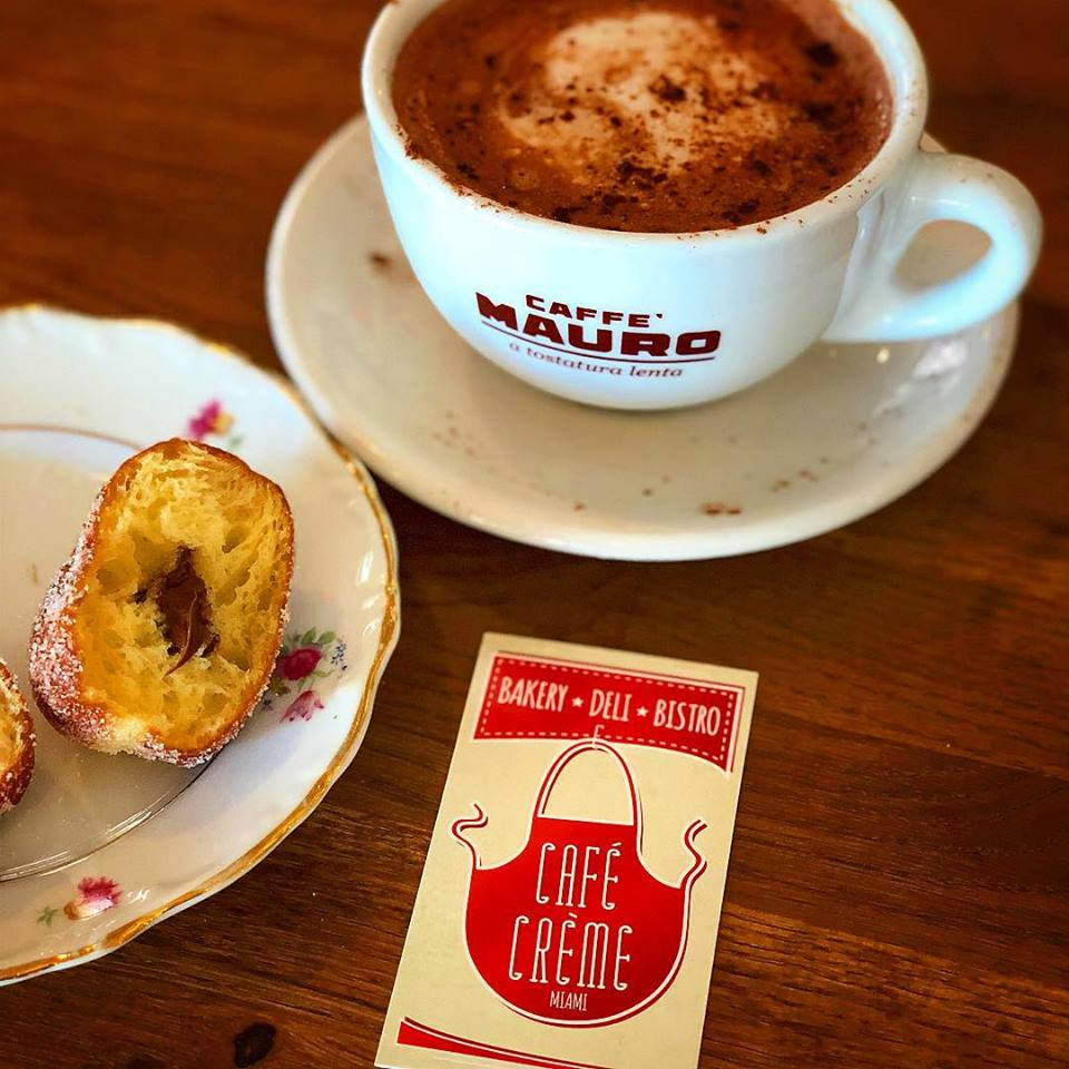 CafeCreme pastries